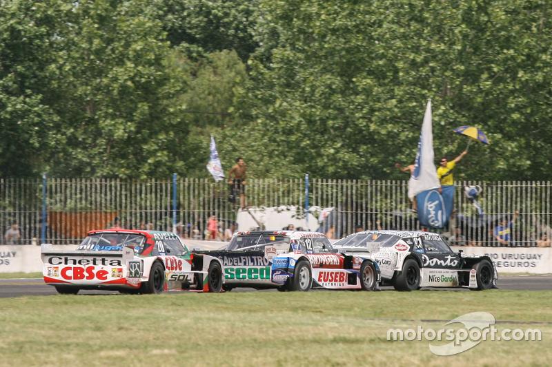 Карлос Окуловіч, Sprint Racing Torino, Габріель Понсе де Леон, Ponce de Leon Competicion Ford, Лаурено Кампанера, Donto Racing Chevrolet