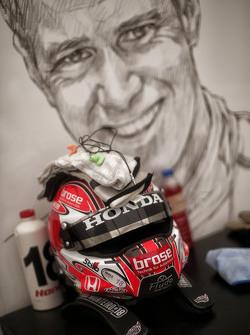 Helm Tiago Monteiro, Honda Racing Team JAS
