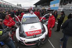 Хосе Марія Лопес, Citroën C-Elysee WTCC, Citroën World Touring Car team