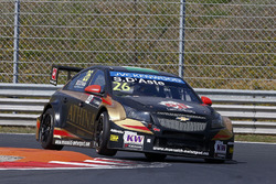 Стефано Д'Асте , Chevrolet RML Cruze TC1, ALL-INKL.COM Münnich Motorsport