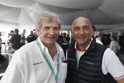 Alessvero Mariani, Takım Patronu Honda JAS Yarış Takımı ve Gabriele Tarquini, Honda Civic WTCC, Honda JAS Yarış Takımı