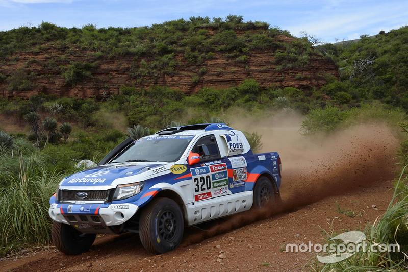 #320 Ford: Xavier Pons, Ricardo Torlaschi