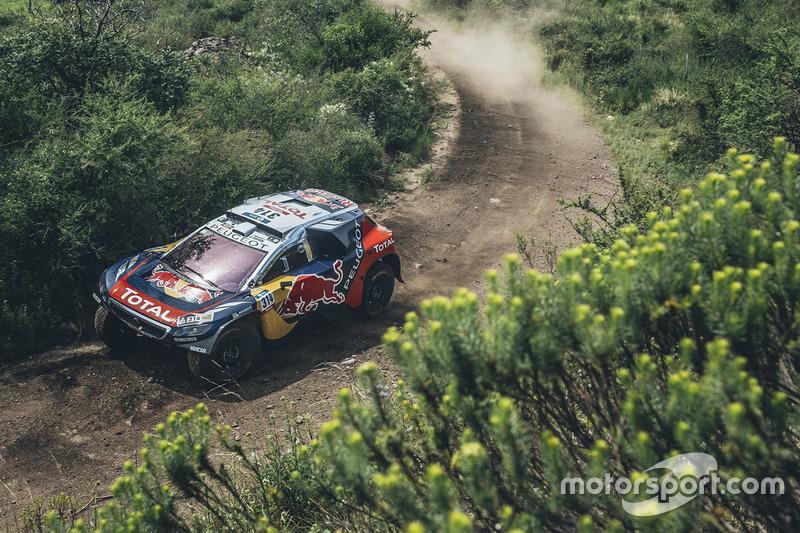 #314 Peugeot: Sébastien Loeb, Daniel Elena