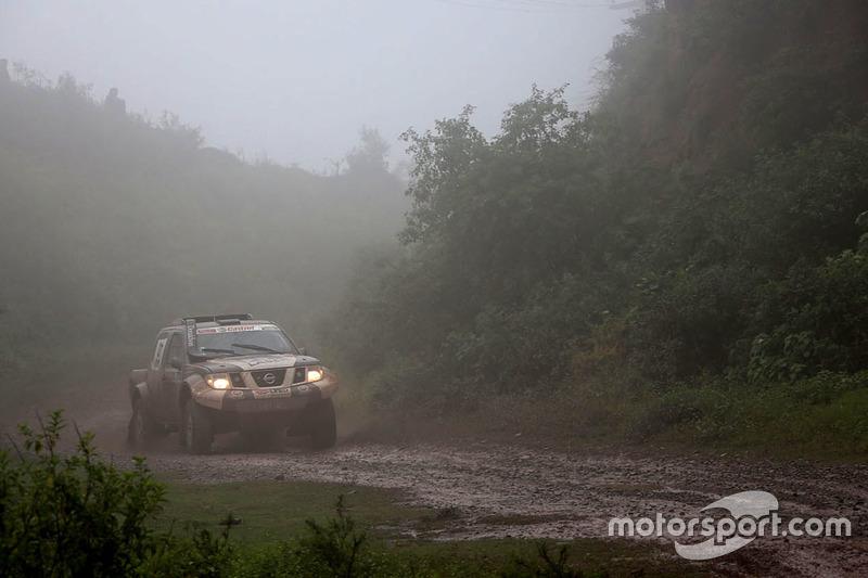 #336 Nissan: Jurgen Schroder, Daniel Schroder