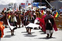 Ambiente en Bolivia
