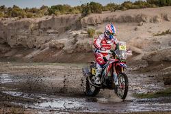 #19 Honda : Michael Metge