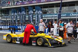 #69 Atlantic Racing Team Wolf Racing GB08: Shinyo Sano, Zen Low