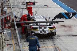 #38 Spirit of Race车队 法拉利458 GT3: Nasrat Muzayyin, Aaron Scott