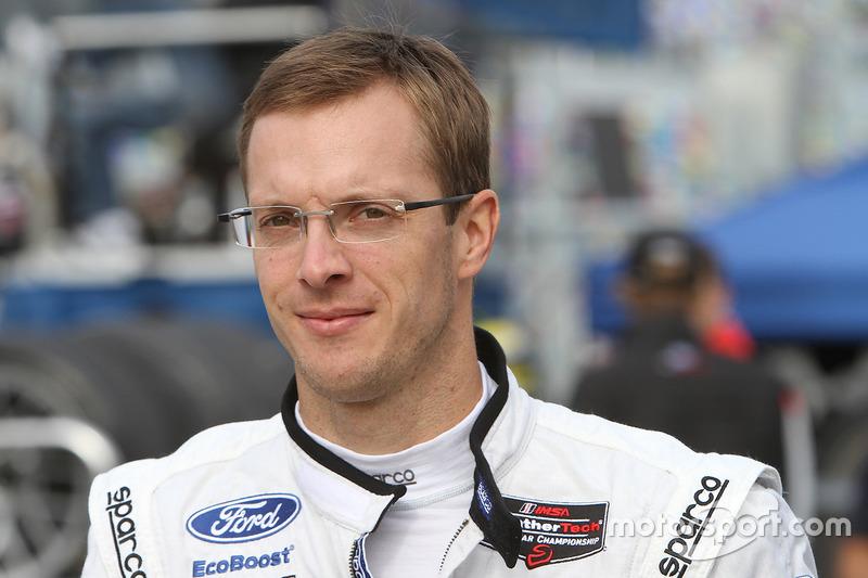 Sébastien Bourdais (Ganassi-Ford)