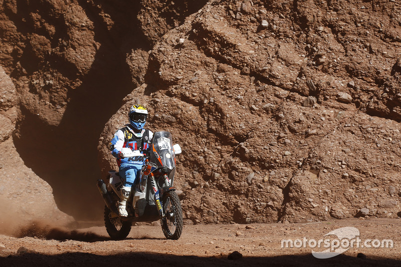 #45 KTM: Armand Monleon