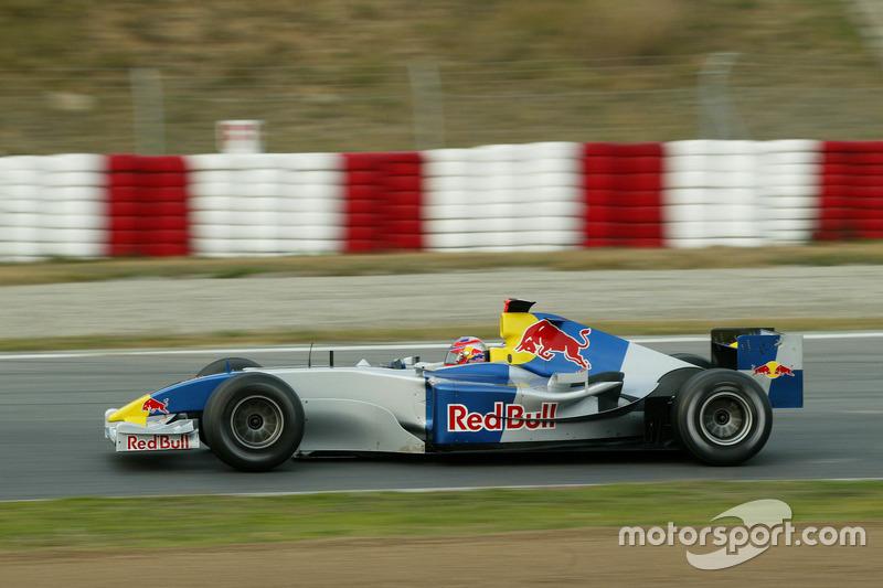 2004: Jaguar R5