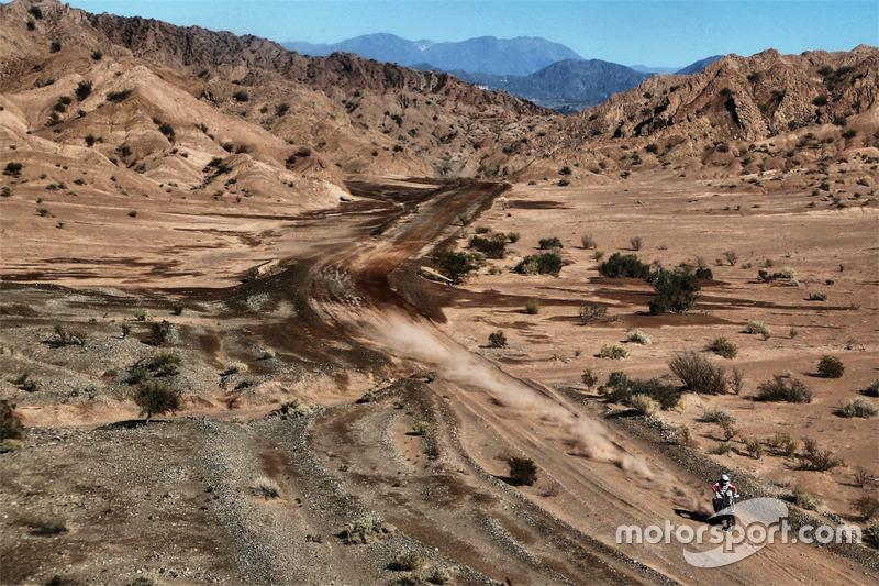 Sfeerbeeld Dakar Rally
