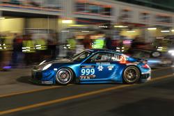 #999 Attempto Racing Porsche 997 GT3 R: Dirk Vorländer, Dimitri Parhofer, Dirg Parhofer, Daniel Zampieri, Andreas Liehm