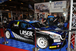 2016 Autosport International #16 Aiden Moffat, Laser Tools Racing Mercedes Benz A-Class