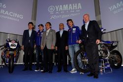 Pressekonferenz 2016 Yamaha Sport