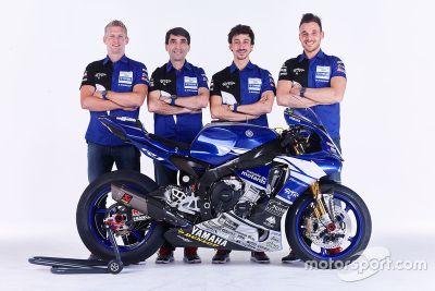 2016 GMT94 Yamaha unveil