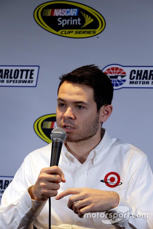 Kyle Larson, Chip Ganassi Racing