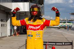 LMP2 winner Sean Gelael