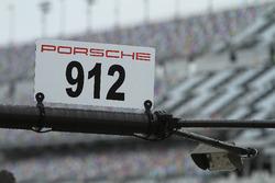 Porsche bord