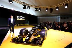 Carlos Ghosn, Presidente di Renault