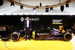 Карлос Гон, президент и генеральный директор кампании Renault