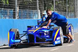 Amlin Andretti Formula E takım üyeleri