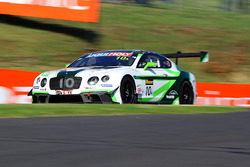 #10 Bentley Team M-Sport, Bentley Continental GT3: Steven Kane, Guys Smith, Matt Bell