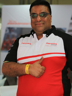 Dilbagh Gill, Team Principal di Mahindra Racing
