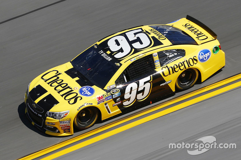 Startplatz 12: Ty Dillon (Circle/Leavine-Chevrolet)