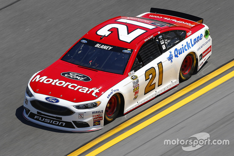 Startplatz 7: Ryan Blaney (Wood-Ford)