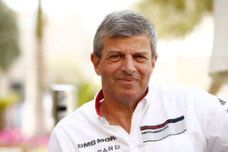 Fritz Enzinger, Head of Department LMP1 Porsche Team