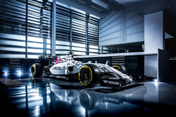 Das Design von Felipe Massa, Williams FW38