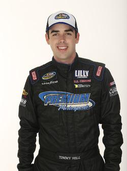 Тіммі Хілл, Chevrolet
