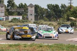 Leonel Pernia, Las Toscas Racing Chevrolet, Santiago Mangoni, Laboritto Jrs Torino, Matias Rodriguez, Trotta Competicion Dodge
