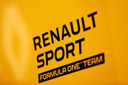 Renault Sport F1 Team, logo
