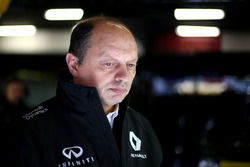 Frederic Vasseur, Renault Sport F1 Director de carrera del equipo