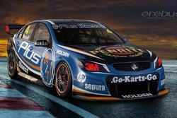 Erebus Motorsport 2016 livery announcement
