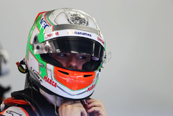 Alfonso Celis Jr., Sahara Force India F1 Development Driver