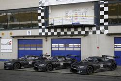 Alle BMW M6 GT3 vom BMW Team Schubert Motorsport