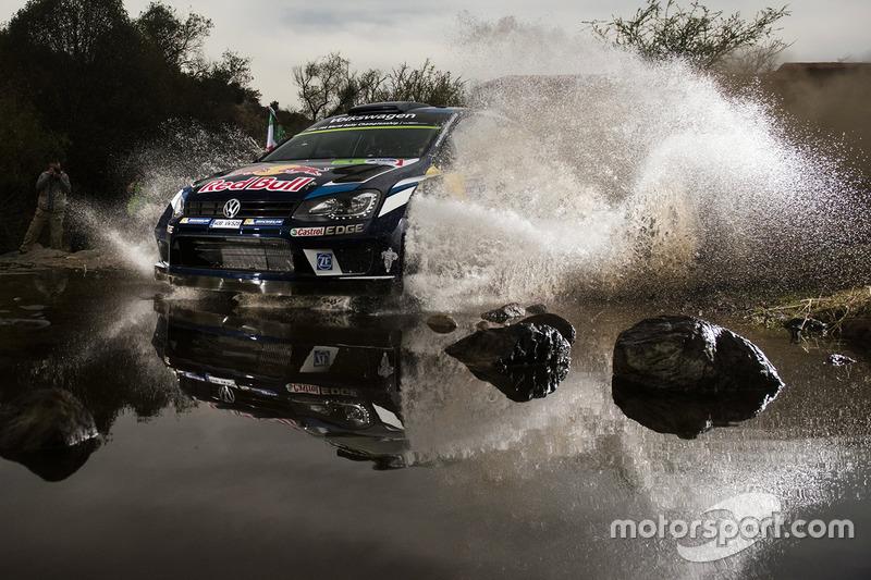 81. Andreas Mikkelsen, Anders Jäger, Volkswagen Polo WRC, Volkswagen Motorsport
