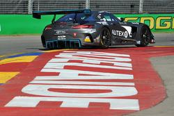 #63 Mercedes AMG GT3: Peter Hackett, Dominic Storey