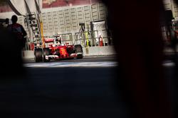 """سيباستيان فيتيل، سيارة فيراري """"أس.أف16-أتش"""""""