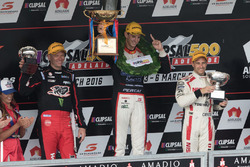 Podium: 1. Nick Percat, Lucas Dumbrell Motorsport Holden; 2. Michael Caruso, Nissan Motorsports; 3. Garth Tander, Holden Racing Team