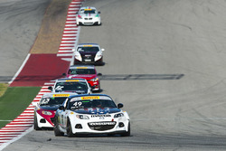 #49 Mazda MX-5 Cup: Joey Bickers