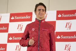 Pressekonferenz mit Esteban Gutierrez, Haas F1 Team