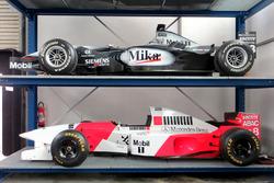 McLaren F1 wagens