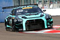 #33 Always Evolving Racing Nissan GT-R-GT3: Джеймс Девісон