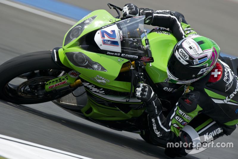 Randy Krummenacher – 4. Platz Supersport