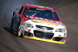Майкл Аннетт, HScott Motorsports Chevrolet після аварії