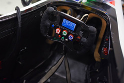 Mahindra Racing - Cockpit